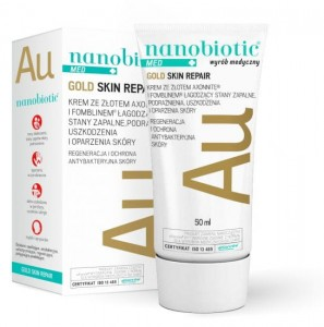 Nanobiotic Technology GOLD SKIN REPAIR